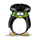 Bride of Frankenstein Penguin