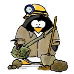 Miner / Geologist Penguin
