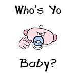 Rude l'il Dude who's yo baby