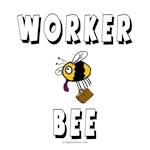 Worker bee dad