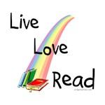 Live, love, read