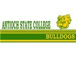 Antioch State College Bulldogs Stripes