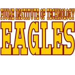Fiume Institute of Technology Eagles Mascot