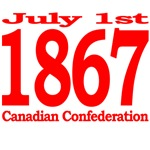 1867 - Canadian Confederation
