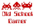 OLD SCHOOL RETRO ARCADE GAME T-SHIRT computer,comp