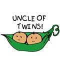 Uncle of Twins Pods