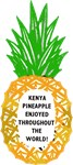 Kenya pineapple