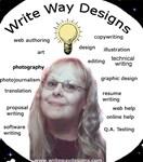 Sole Proprietor: Write Way Designs