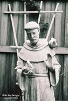 Saint Francis, the Patron Saint of Animals