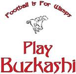 Play Buzkashi merchandise