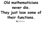 Old Mathematicians