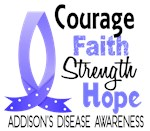 Courage Faith 1 Addison's Merchandise