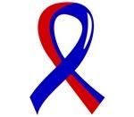Awareness Ribbon 3 Pulmonary Fibrosis Tees