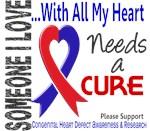 Needs a Cure 3 CHD Merchandise