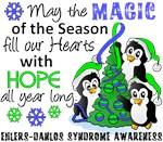 Christmas Penguins EDS Shirts and Gifts