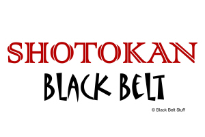 [Your Style Name] Black Belt Karate T-Shirts Gifts