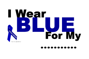 I Wear Blue For My ..... 3