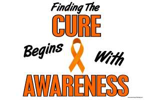 A Cure Begins With Awareness 1
