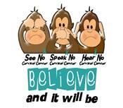 See Speak Hear No Cervical Cancer 3
