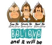 See Speak Hear No Uterine Cancer 3