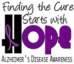 Hope For Alzheimer's Disease Gift COLLECTION