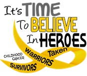 Time To Believe CHILDHOOD CANCER