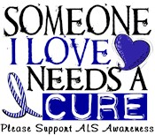 NEEDS A CURE ALS T-Shirts & Gifts