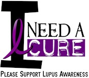 I Need A Cure LUPUS Shirts & Gifts