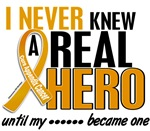 Never Knew a Hero 2 Appendix Cancer Gifts