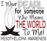 Means World To Me 1 Mesothelioma Shirts
