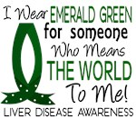 Means World To Me 1 Liver Disease Shirts