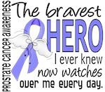 Bravest Hero I Knew Prostate Cancer Gifts