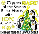 Endometriosis Christmas Cards and Gifts