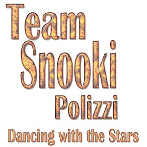 Team Snooki Polizzi Dancing with the Stars