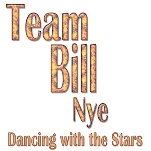 Team Bill Nye Dancing with the Stars