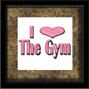 I Heart The Gym