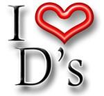 I Heart D Names