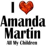 Amanda Martin All My Children Soap Opera