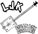 LJK Cigar Box Guitars