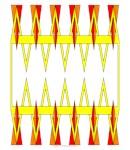 Triangle Glyph 06 V