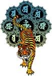 Tiger Mandala 01