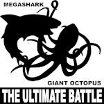 MegaShark Giant Octopus Battle