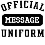 Personalized OFFICIAL UNIFORM