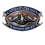USN Sub Dolphins Iron Men