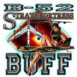 US Air Force B-52 BUFF