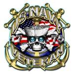 USN Navy Veteran Anchors