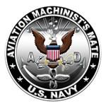 USN Aviation Machinists Mate Eagle AD