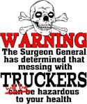 Trucker Warning
