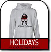 Holiday T-shirts & Gifts