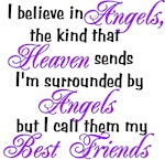I believe in angels,